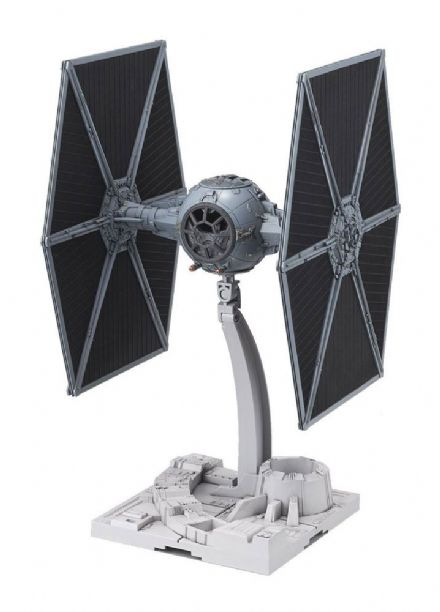Star Wars Bandai Plastic Model Kit 1/72 Tie Fighter